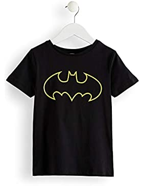 RED WAGON Camiseta Batman Manga Corta Niños
