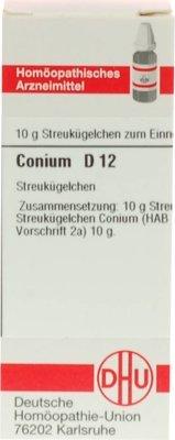 DHU Conium D12, 10 g Globuli