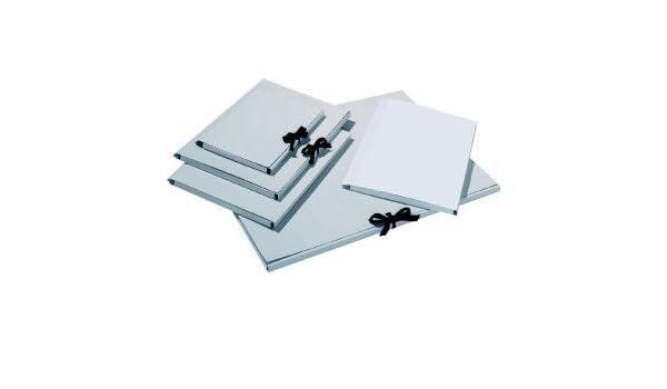folia 6905 Sammelmappe 10 Stück grau Graupappe 500g//m² DIN A3 mit Band