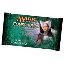 Conspiracy Booster englisch - MtG Magic the Gathering - Draft-booster
