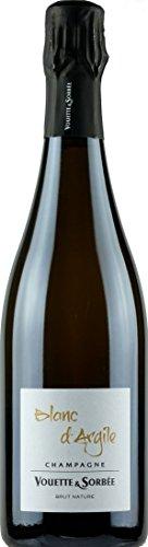 Vouette Et Sorbee Champagne Blanc D'Argile Brut Nature