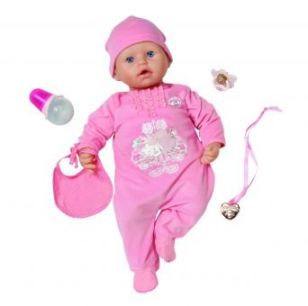 Baby Annabell Interactive Puppe Zapf Creation