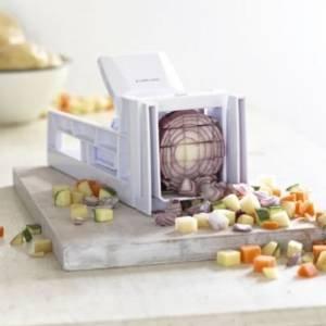 Troceador Lakeland para patatas en bastones y cuadrados (ideal para hacer patatas fritas)