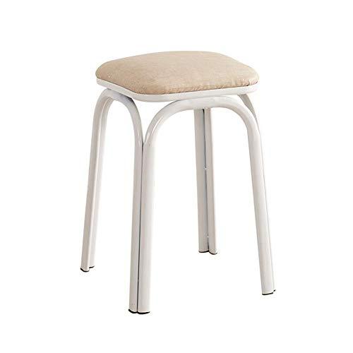 CJC hocker Stuhl Kompakt Möbel Stapel Stapelbar Ultraleicht Mehrfarben Haushaltswaren (Farbe : T3)
