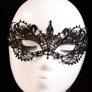 ELECTROPRIME 4081 Sexy Lace Face Mask Masquerade Fancy Makeup Party Ball Prom Halloween 6D11