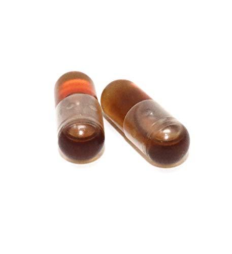C60 pillole di capsule di olio di oliva biologico 100ml - 99,99% di carbonio 60 senza solvente - spedizione con priorità nello stesso giorno