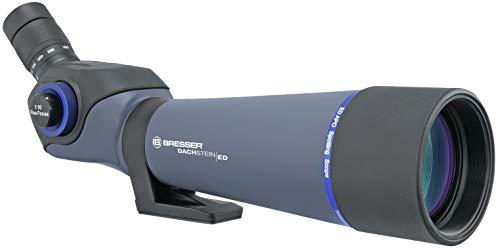 Bresser ED Spektiv Dachstein 20-60x80 Zoom mit hochwertigem ED-Glas, voller Mehrschichtvergütung und Feinfokussierung, inklusive Bereitschaftstasche