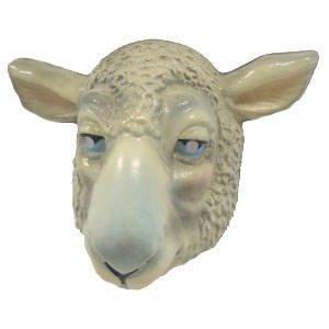Hartplastik Tier-Maske für Erwachsene (Masken Kunststoff Tier)