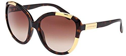Alexander McQueen Sonnenbrille (AM0006S 002 59)