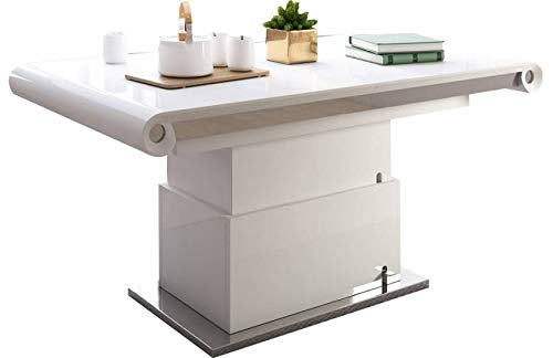 Table basse relevable extensible Idelma
