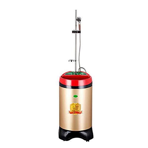 HXA Tragbare Dusche - Mobile Thermostat Wasserspeicher Dusche, Elektrischer Warmwasserbereiter, Haushalt Dusche, 150L / 220V / 2000W, Gesunde Sterilisation