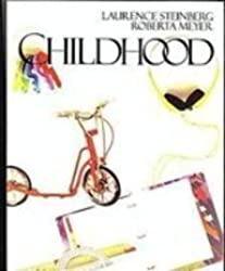 Childhood by Laurence Steinberg (1994-10-01)