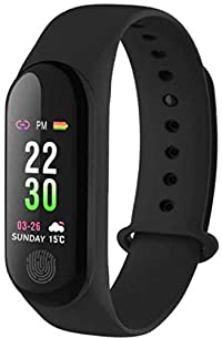 Zeom M3 Heart Rate, Health Watch, Calories Smart Band Fitness Tracker