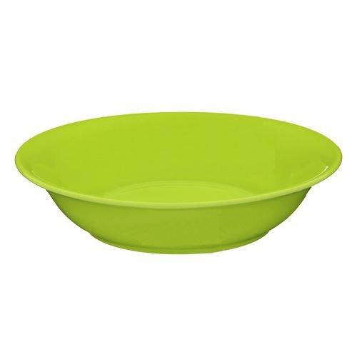 Lot de 6 assiettes creuse Vert