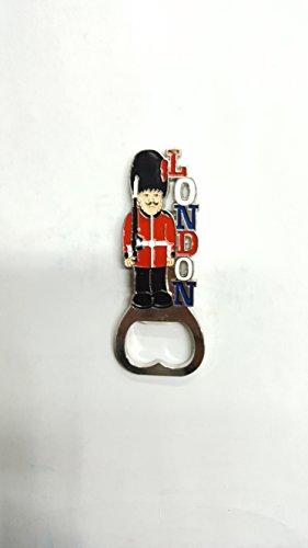 London Souvenir Magnet Flaschenöffner UK British rot Guard von GN Unternehmen