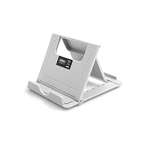 System-s Support pied support de table inclinaison réglable pliant universel pour smartphone Tablet PC Ebook Reader (jusqu'à 1,4 cm)