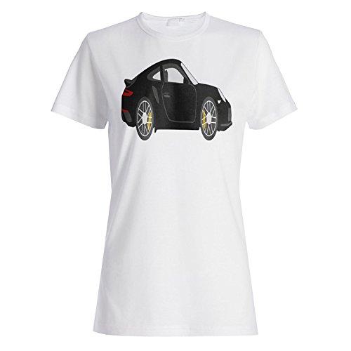 Vintage-Car-Novelty-Funny-VW-Sports-Ladies-T-shirt-a703f