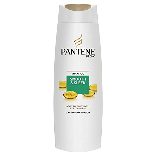 Pantene Pro-V Smooth & Sleek Shampoo (400ml) - Paquet de 6