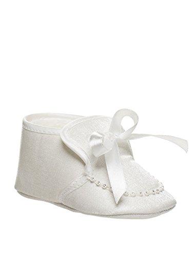 Sevva , Chaussures souple pour bébé (garçon) Ivoire