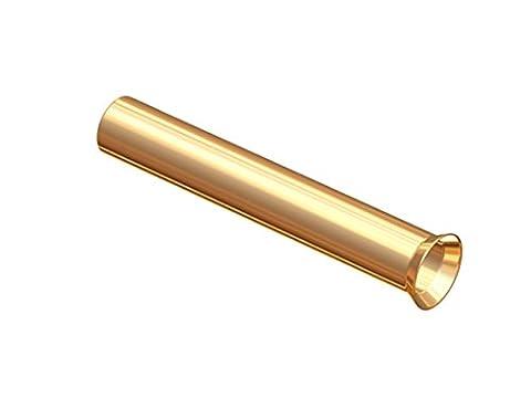 Rembus Aderendhülse RAH-0.75 | vergoldet | 25 Stück | Querschnitt bis 0,75 mm²