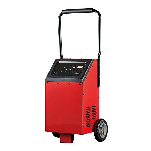 AEG 10091 Mikroprozessor-Ladegerät LT (12/24 Volt, 9 Stufen, 60 Ampere, Temperaturgesteuert, Starthilfe, Power Supply)