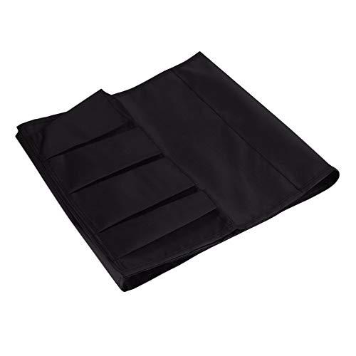 ATezi Rutschfeste Couch Sofa Stuhl armlehne veranstalter mit 5 Taschen Sessel Caddy für smart Phone, bücher, zeitschriften, ipad, tv - Fernbedienung. Smartphone-caddy