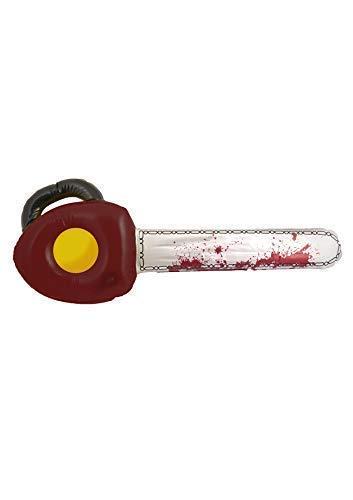 Aufblasbar Messer Hackbeil AXT Sense Gabel Kinder Halloween Party Horror - Kettensäge 71cm (Blow Up Halloween-dekorationen Uk)