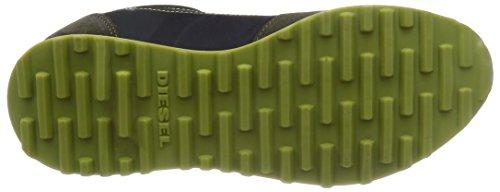 Diesel Sneaker da Donna elle Kindly SHERUN W Olive 2018 Precio Barato La Salida De Nuevos Estilos 2018 Venta En Línea Más Reciente Accesible En Línea Barata dRMLwV3c