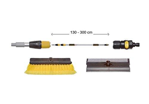 yachticon-kit-de-nettoyage-n-2-balai-brosse-telescopique-alu-130-300-cm-tete-de-brosse-de-rechange-a