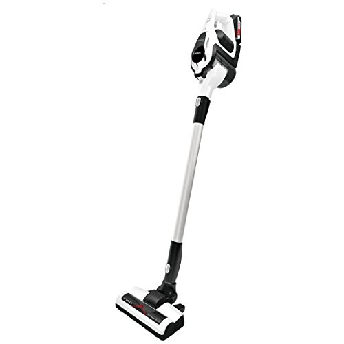 Bosch BCS122GB Unlimited Cordless Vacuum Cleaner, Plastic, White