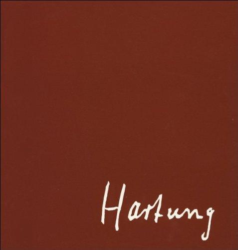 Hartung. Ferrara, Galleria Civica d'Arte Moderna, 1988
