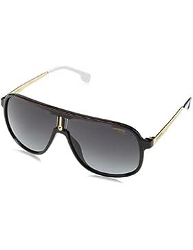 Carrera 1007/S 9O, Gafas de Sol Unisex-Adulto, Black, 62