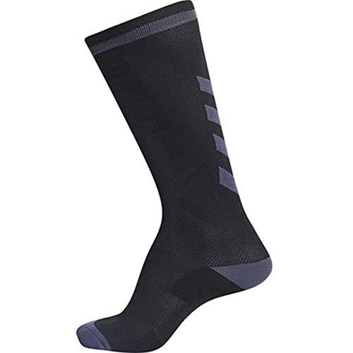 Sock HIGH, Schwarz/Asphalt, 39/42 ()