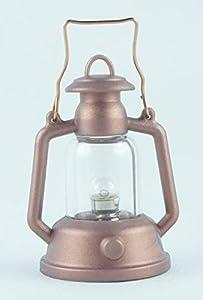 Kahlert Licht 20442 - Accesorios para minimuñecas, Color Cobre y Transparente