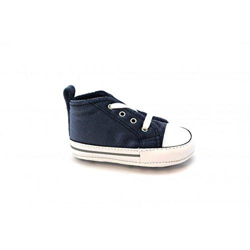 CONVERSE 858880C chaussures gris berceau de bébé gris bleu marine all star mid 19 XjYCVHyUb