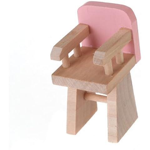 Conjunto De Habitación Mueble De Madera Para Casa De Muñecas Juguete Niños