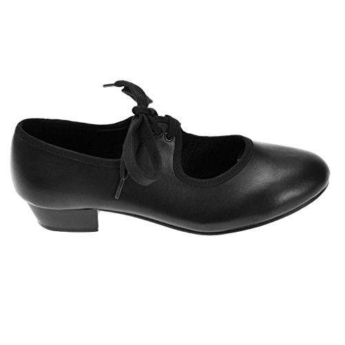 Starlite Básica Negro Jazz Zapatos 9 s 5AmihQ1