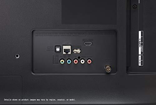 """31bNibOSyPL - LG 43LM6300PLA - Smart TV Full HD de 108 cm (43"""") con Inteligencia Artificial, Procesador Quad Core, HDR y Sonido Virtual Surround Plus, Color Negro"""