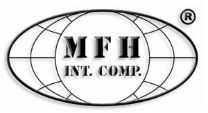 MFH Borse Messenger  30113 Nero woodland