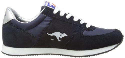 KangaROOS Combat, Herren Sneakers Blau (navy/wht 400)