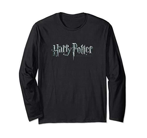 Harry Potter Logo Langarmshirt -
