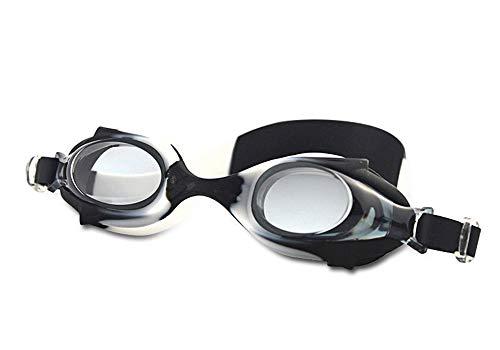 ba1cf9618044 LIANG Set di Occhiali da Nuoto per Bambini - per Ragazzi e Ragazze  Adolescenti - Protezione