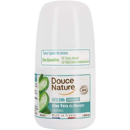 Douce Nature, desodorante de bola para pieles sensibles, 50 ml