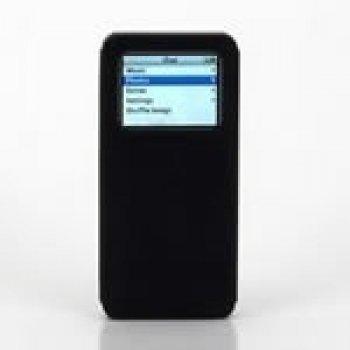 zCover ISA für iPod nano - schwarz im Duo-Design mit Lanyard und Screen Protector (Nano Lanyard)