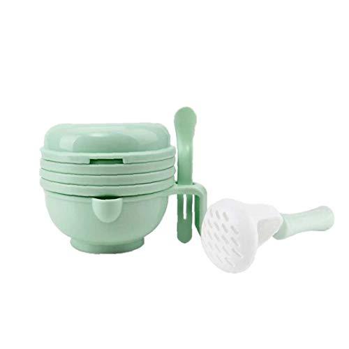 Trituradora De Alimentos Para Niños Mini Bebé Alimentador