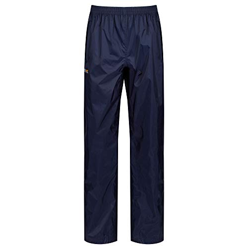 Regatta Pack-It Regenhose für Damen, Blau (marine), Gr.  X-Large (46 EU)