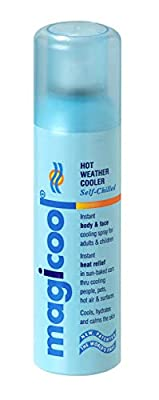 Magicool Hot Weather Cooling Spray 200ml
