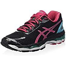 Asics GEL-GLORIFY 2, BLACK/AZALEA/BLUE RADIANCE, 6