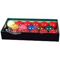 """Snooker 17 Ball 2 """"(5,08 cm) Conjunto"""