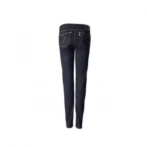 Preisvergleich Produktbild Jeans blauer Scarlett Woman blau roh